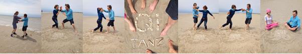 Qi-Tanz am Meer